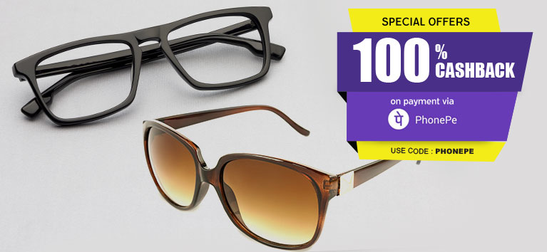 Order Sunglasses or Eyeglasses from Coolwinks for Free