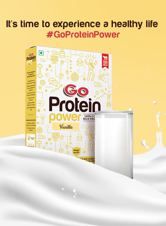 Go Protein Powder Free Sample