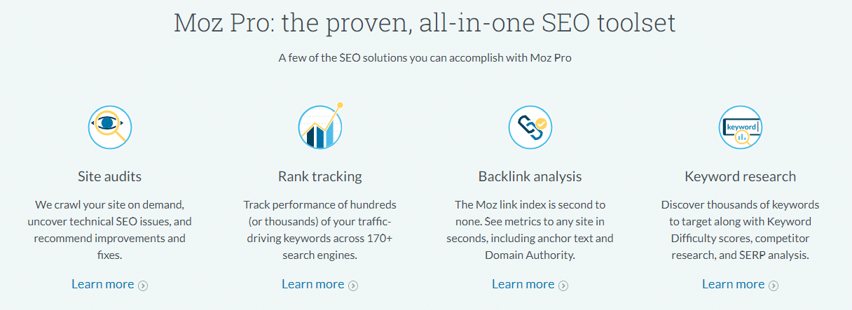 Moz Academy – SEO Training Courses For Free   COVID19 Lockdown OFFER